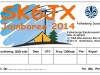07 SK6JX-QSL for JOTA 2014